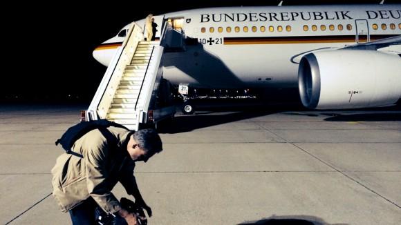 Flughafen Tegel, militärischer Teil